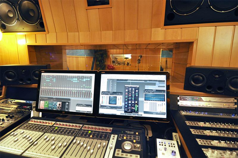 Muziekstudio amsterdam
