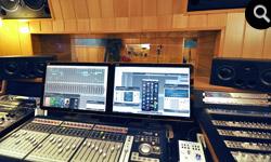 Control Room Mediasaloon