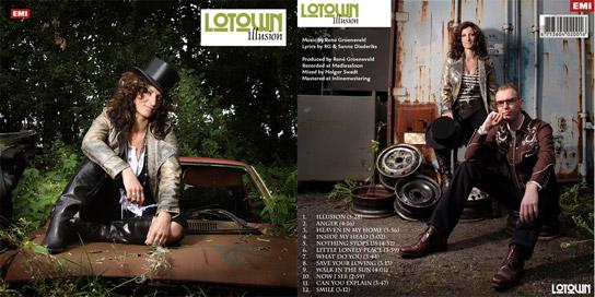CD-ontwerp bedrijf