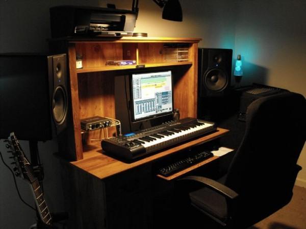 Mediasaloon geluidsstudio muziekstudio opnamestudio cd opnemen muziekproducer songwriter - Ontwikkel een kleine studio ...