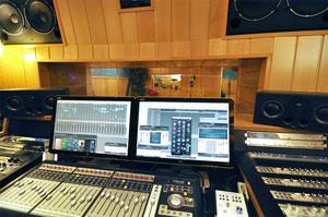 Geluidsstudio Mediasaloon